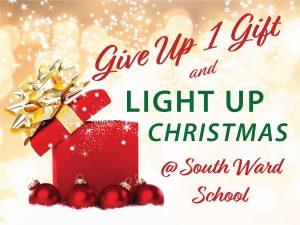 Give 1 Gift and Light Up Christmas at South Ward | E-Bulletin